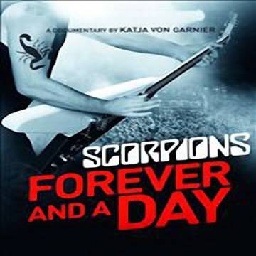 Scorpions Forever And A Day 2015 - 1