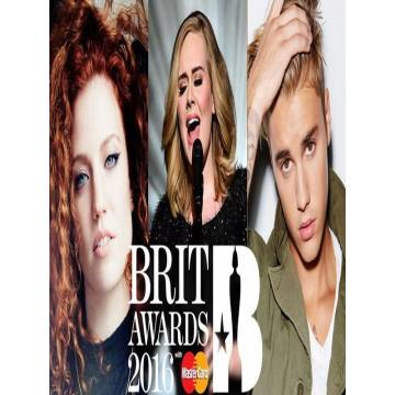 The 2016 Brit Awards - 2